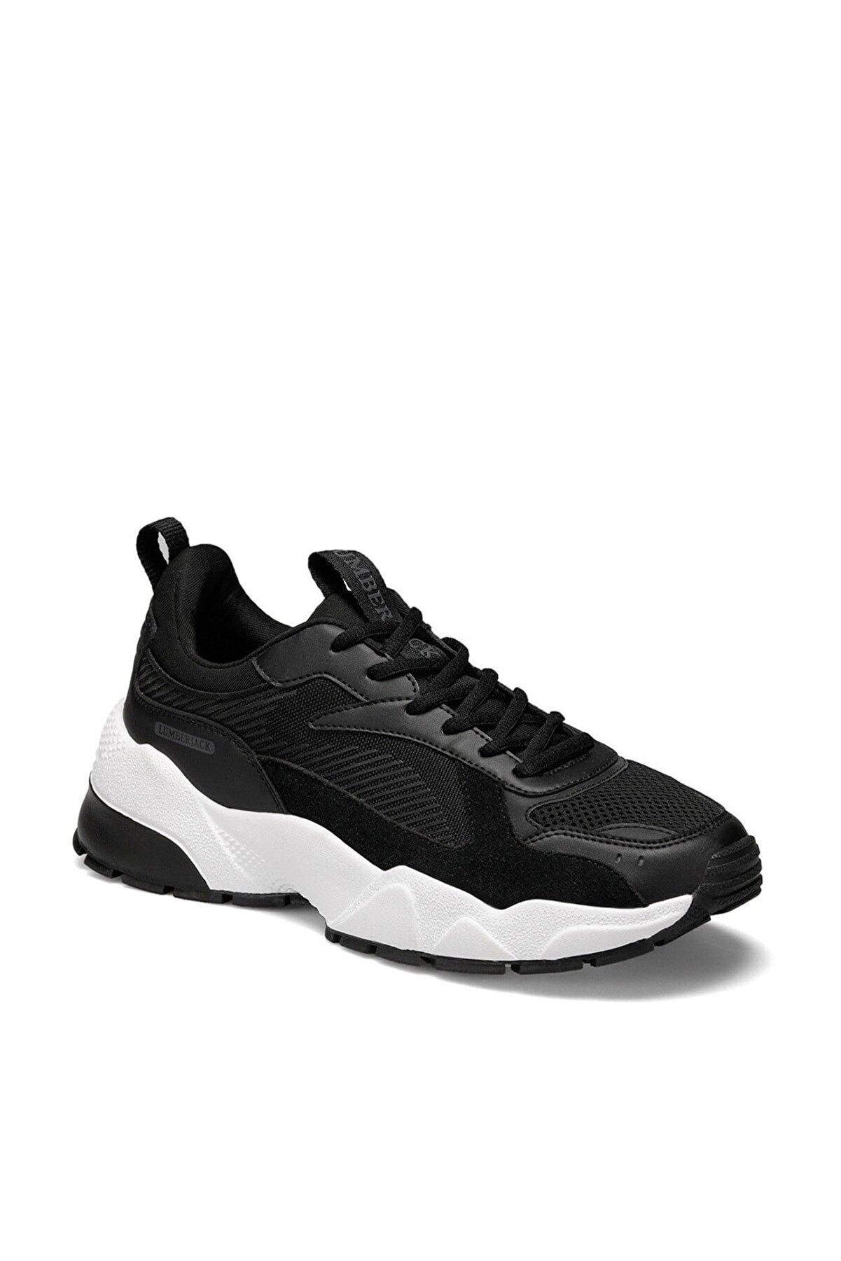 Lumberjack JAVA Siyah Erkek Sneaker Ayakkabı 100497624