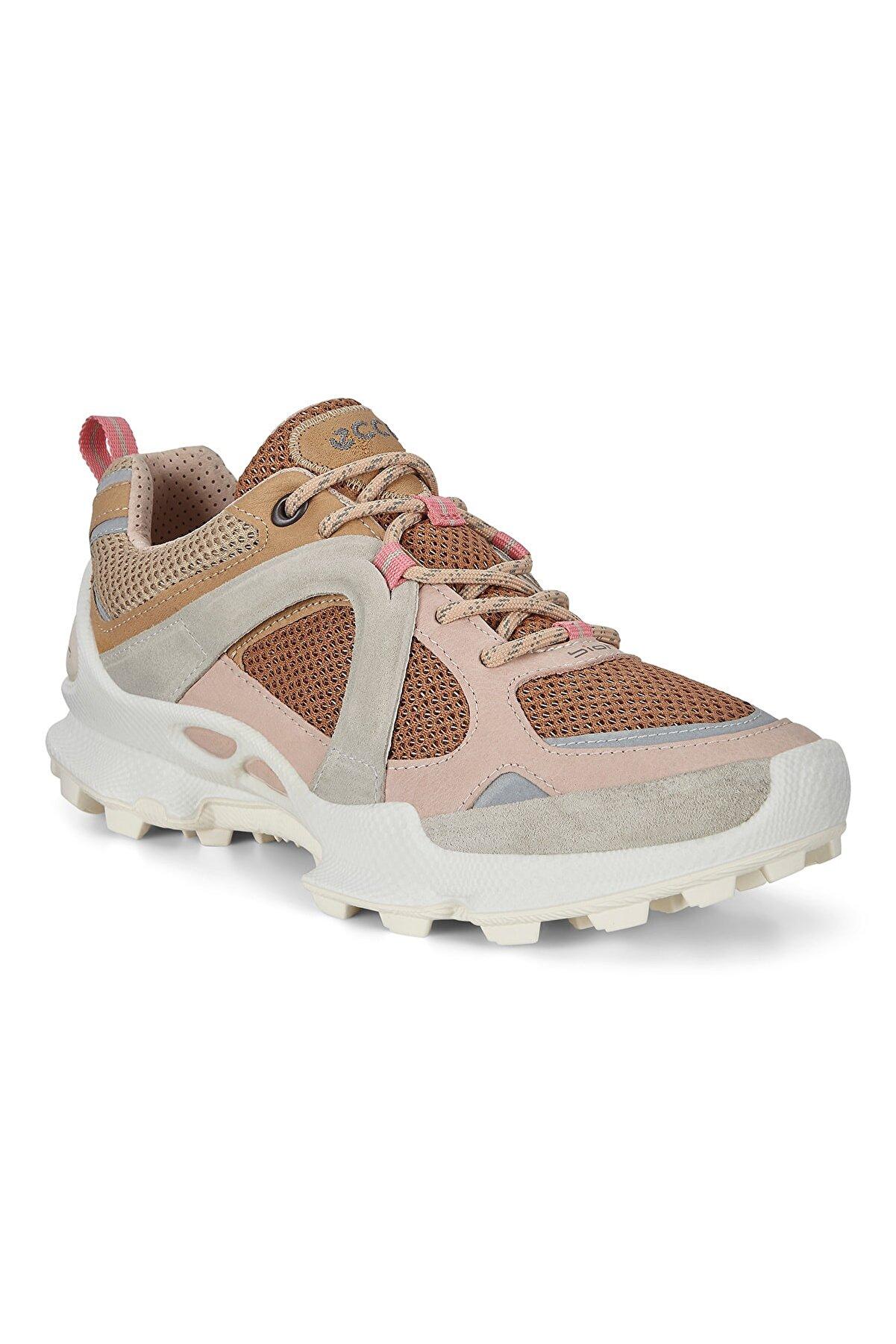 Ecco Kahverengi Kadın Biom C-Trail W Multicolor Cashmere Outdoor Ayakkabı 803103