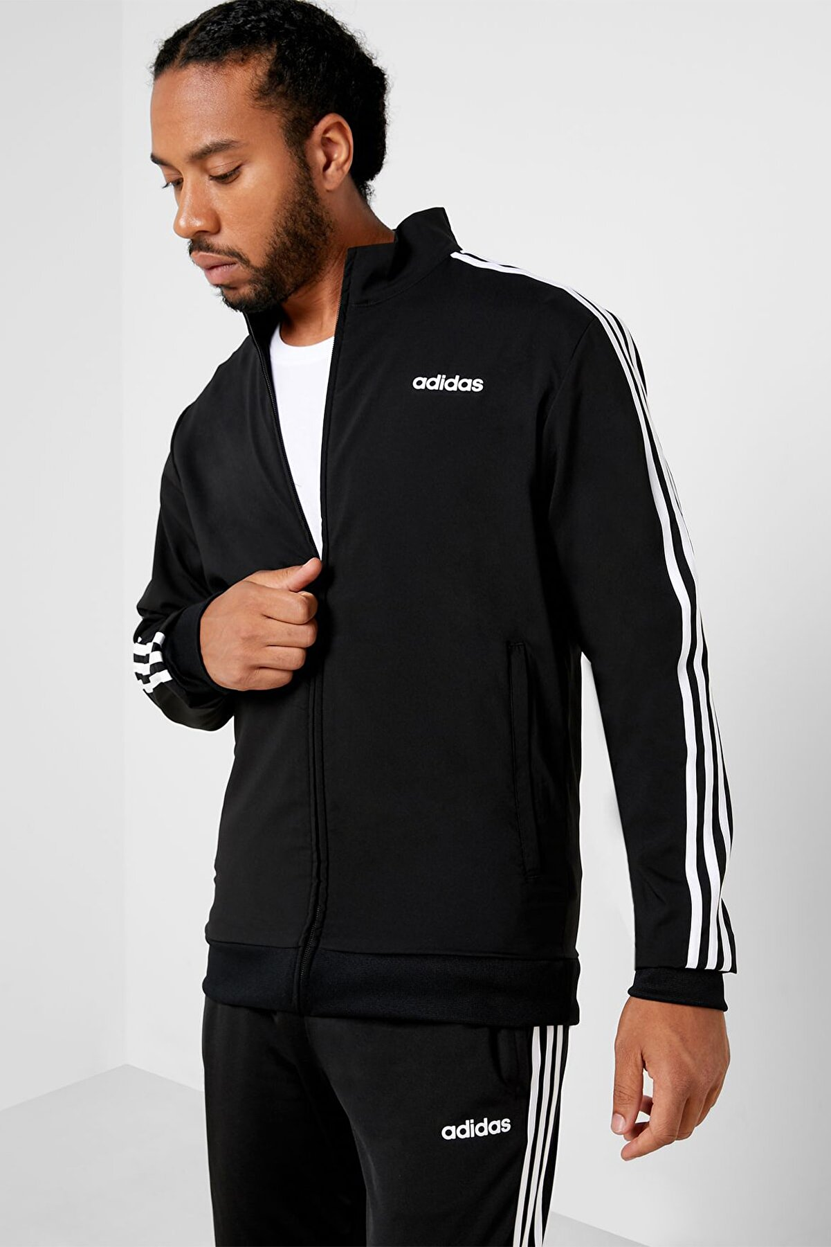 adidas Erkek Ceket E 3s Tt Wvn Dq3060