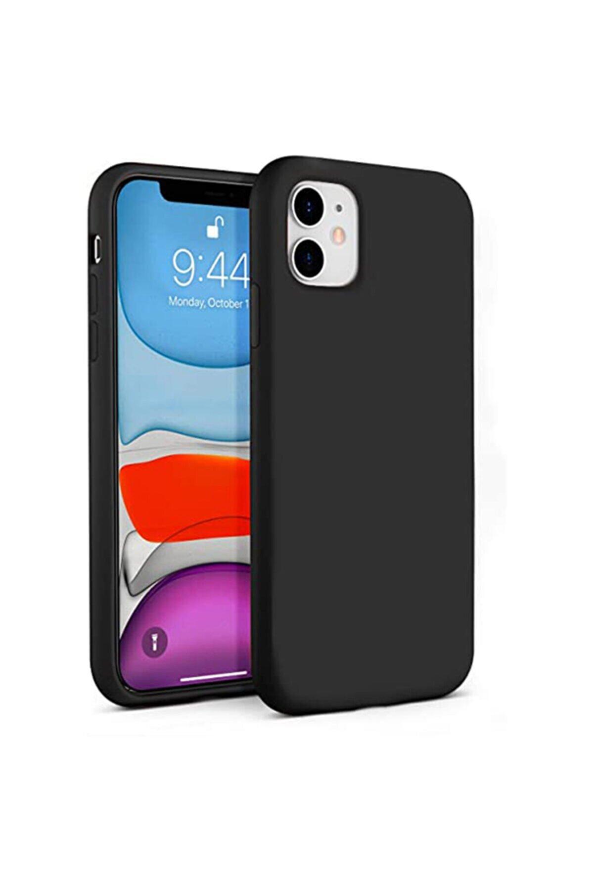 MobileGaraj Iphone 11 Pro Max Için Lansman Silikon Kılıf - Gri