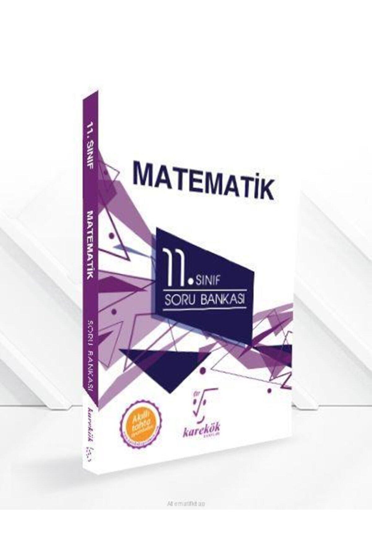 Karekök Yayınları 11. Sınıf Matematik Soru Bankası 2021