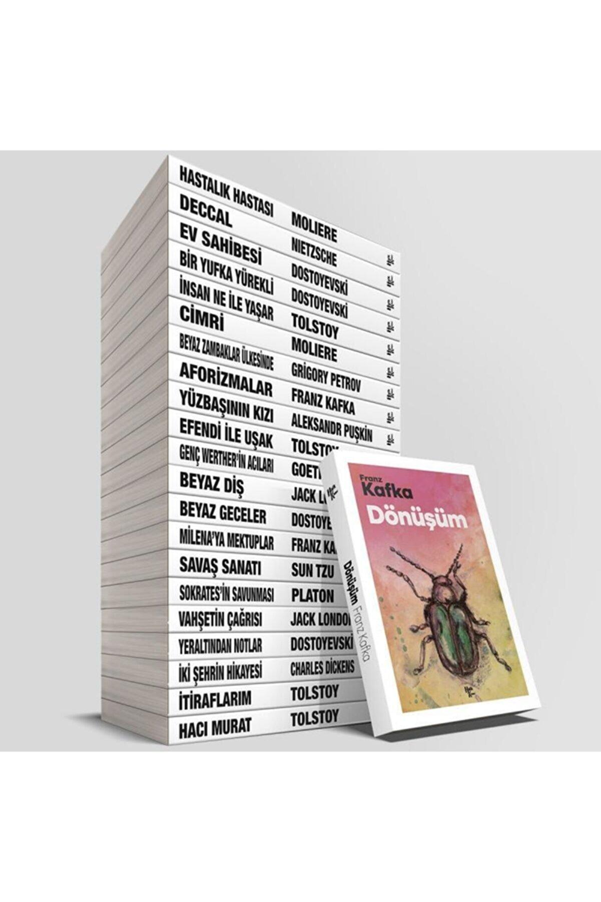 Halk Kitabevi Dünya Klasikleri Seti - 22 Kitap