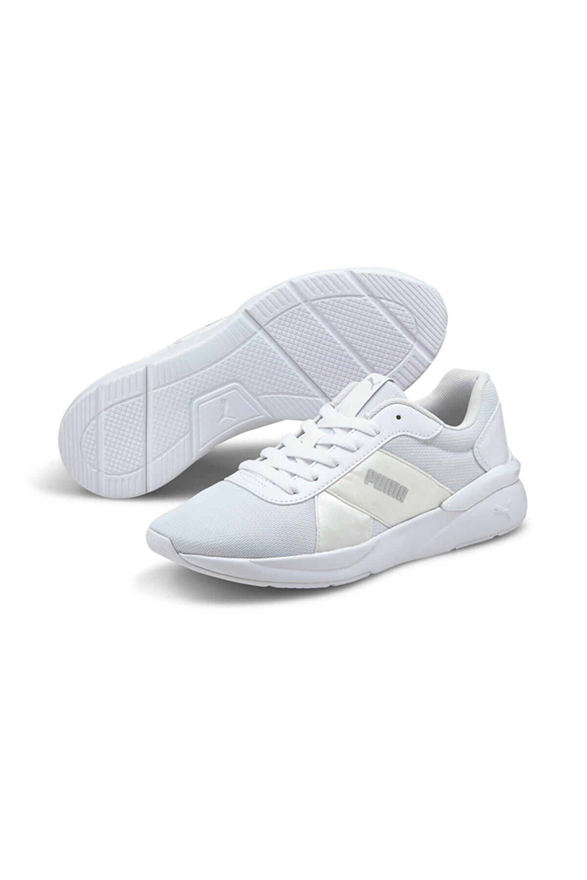 Puma Rose Kadın Spor Ayakkabı - Beyaz