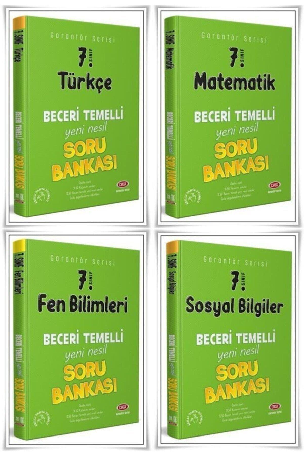 DIGERUI Data Yayınları 7. Sınıf Beceri Temelli Soru Bankası Seti