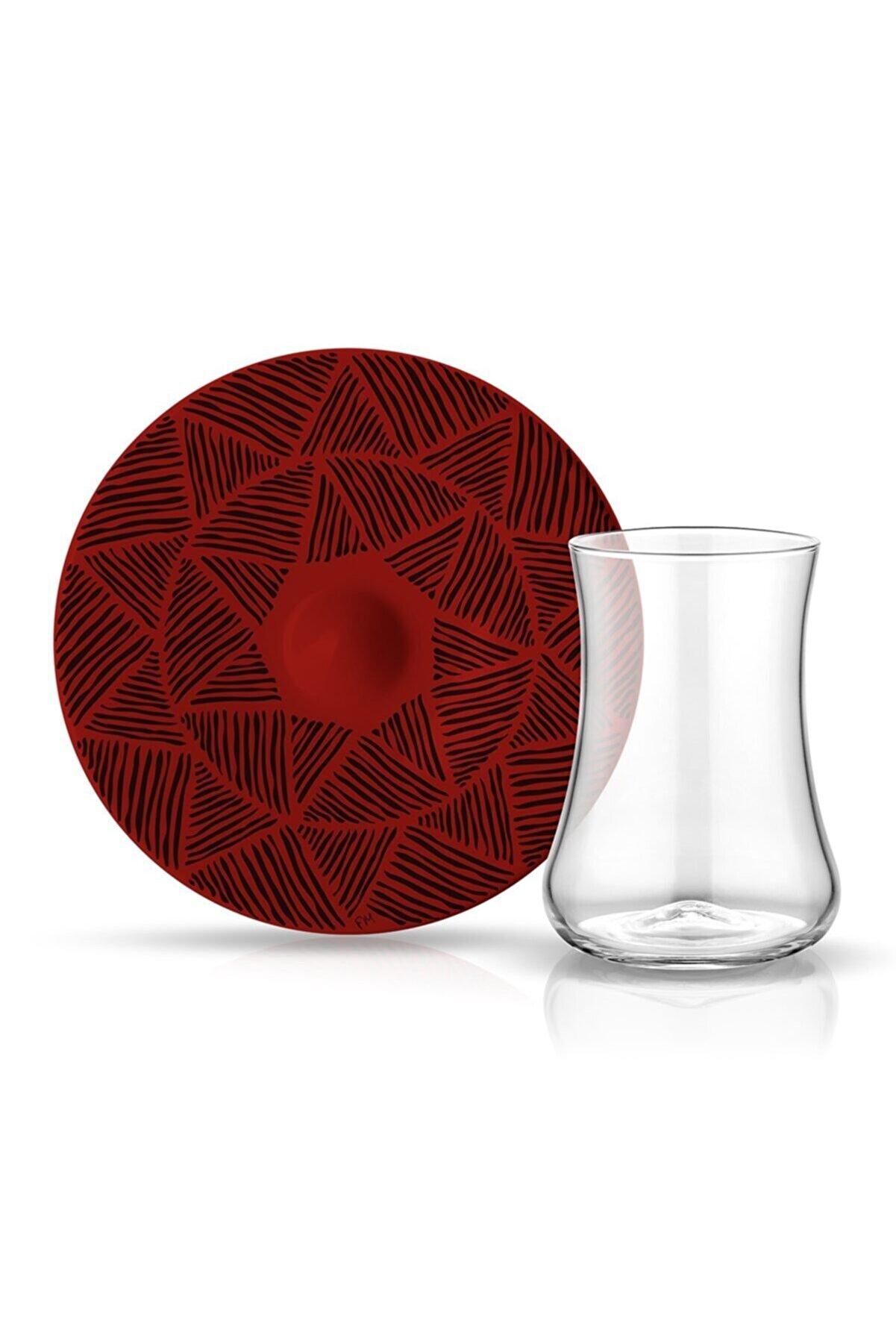Koleksiyon Dervish Horus Çay Bardağı Seti 6 Lı