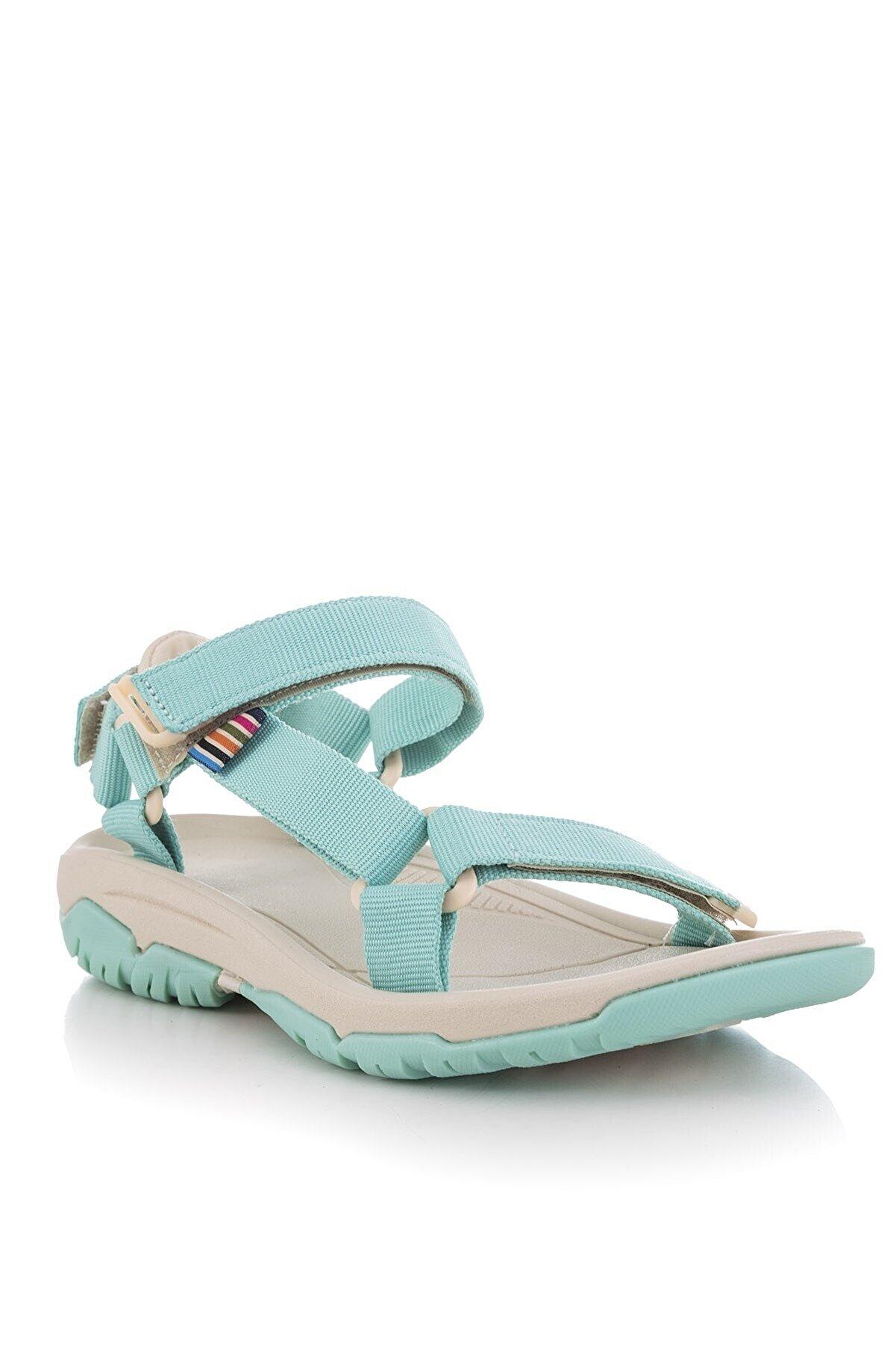 Beyond  Kadın Mint Step Cırtlı Trekking Sandalet