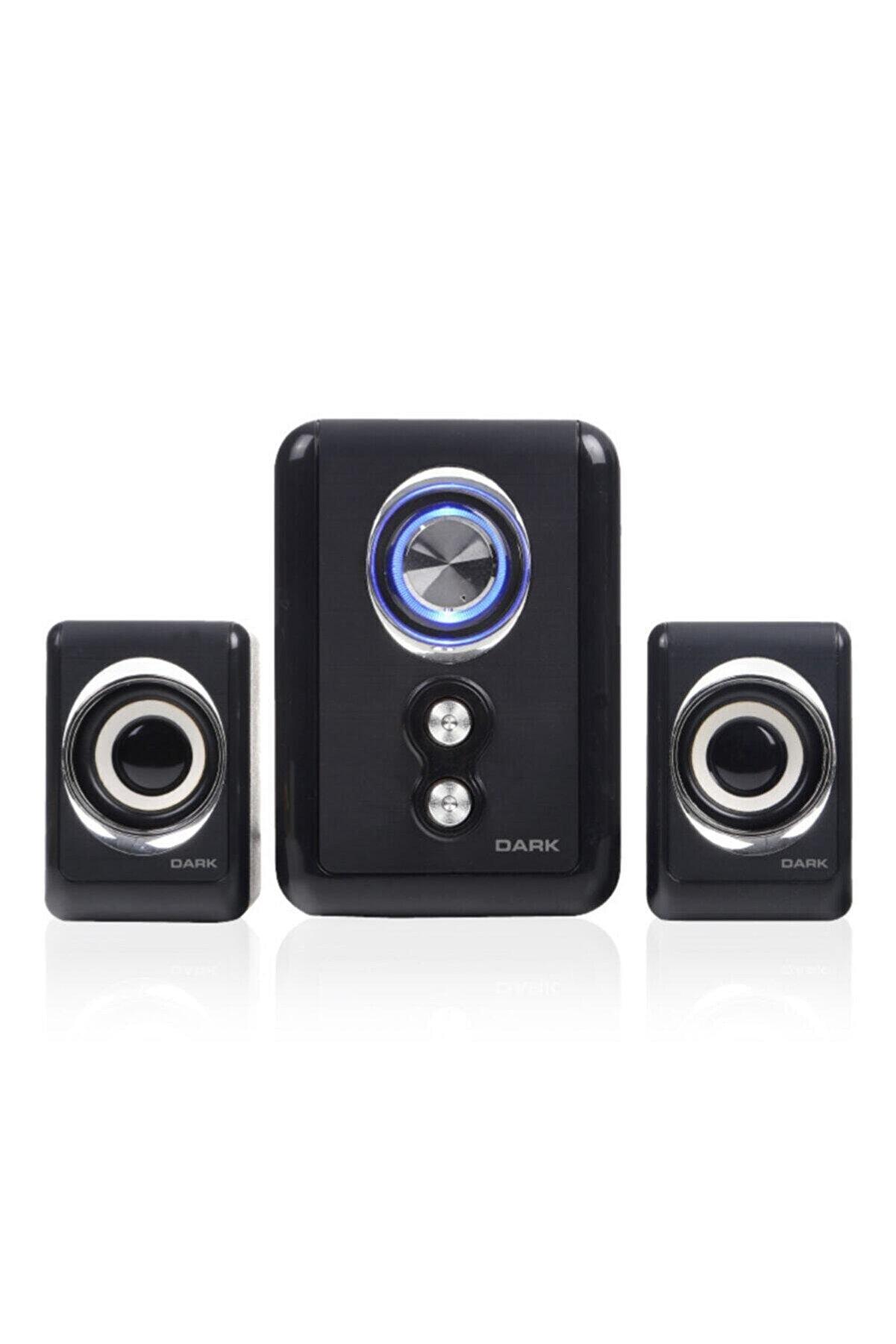 Dark Spk Dk-ac-sp211 +1 Multimedia Usb Speaker