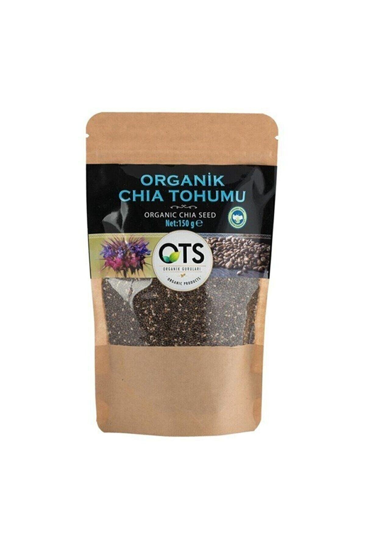 OTS Organik Organik Chia Tohumu