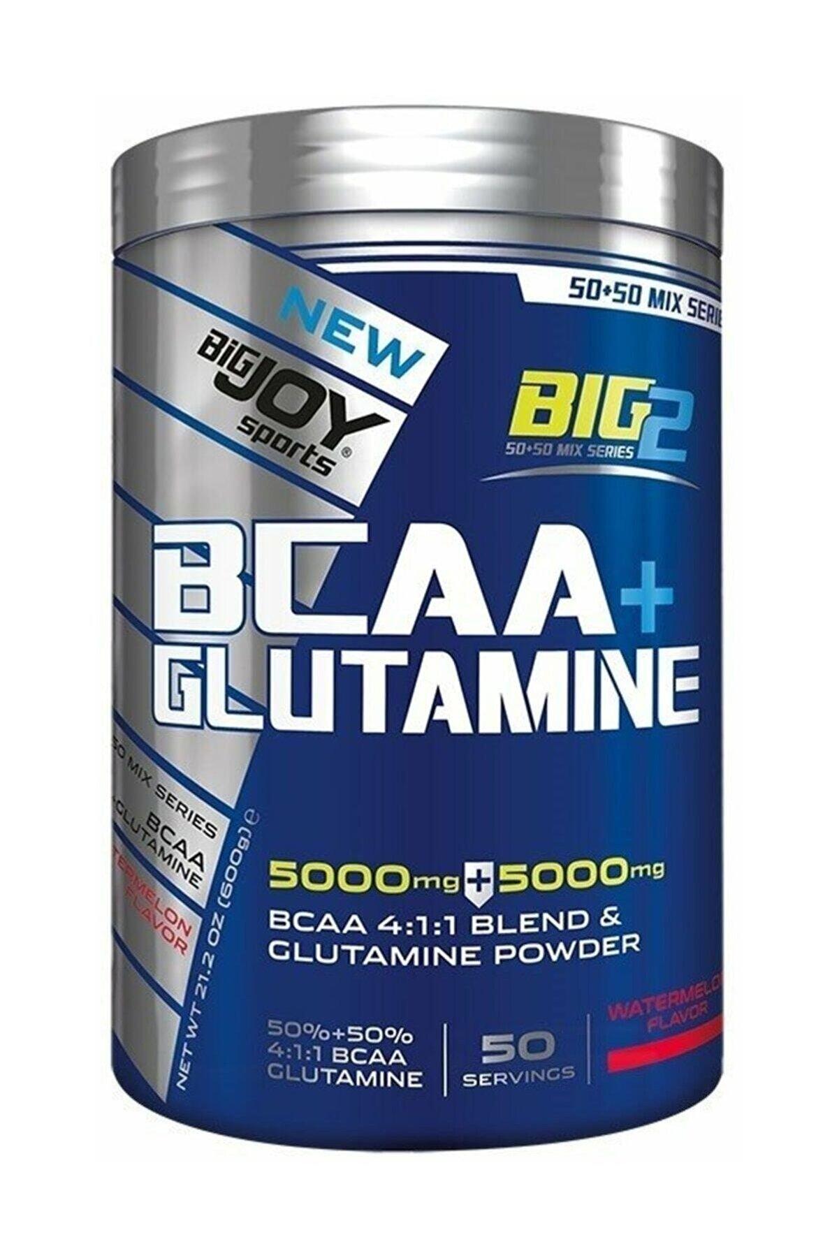 Bigjoy Sports Bigjoy Bcaa Glutamine 600 gr - Karpuz Aromalı