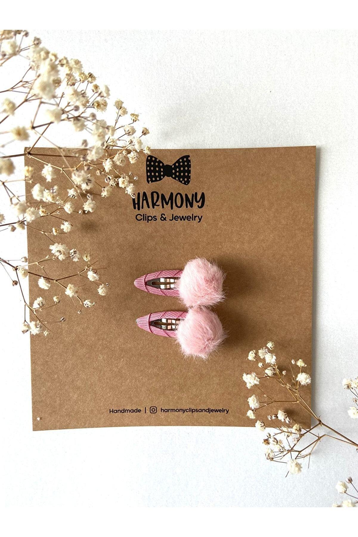 Harmony Jewelry Ponpon Bebek Tokası