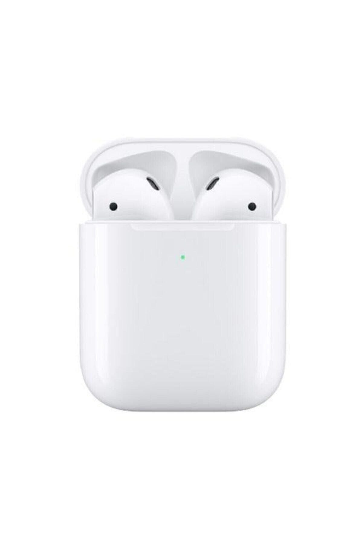 REON Beyaz Airpods 2.Nesil İphone Android Uyumlu Bluetooth Kulaklık