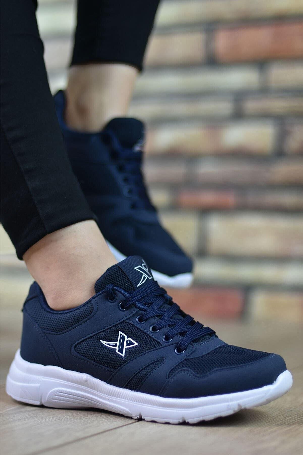 XStep Kadın Lacivert Spor Ayakkabı