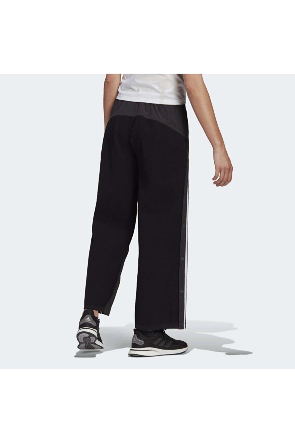 adidas W Aekn Snp Pnt Kadın Antrenman Eşofman Altı Ge5490 Siyah