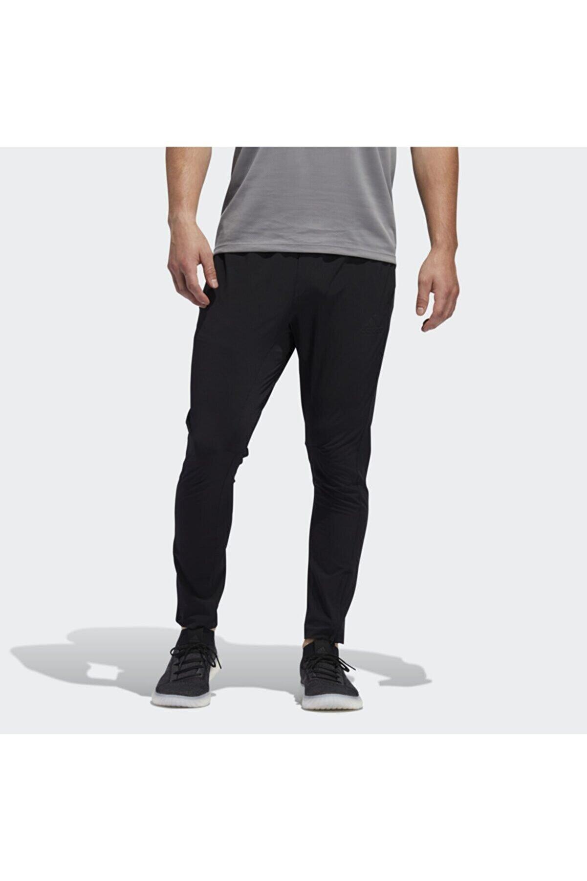adidas Erkek Siyah Eşofman Altı