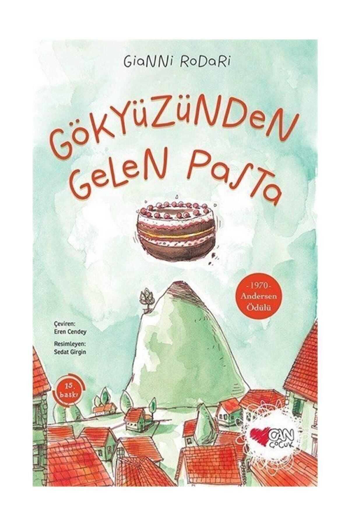 Can Çocuk Yayınları Gökyüzünden Gelen Pasta - Gianni Rodari 9789750711374