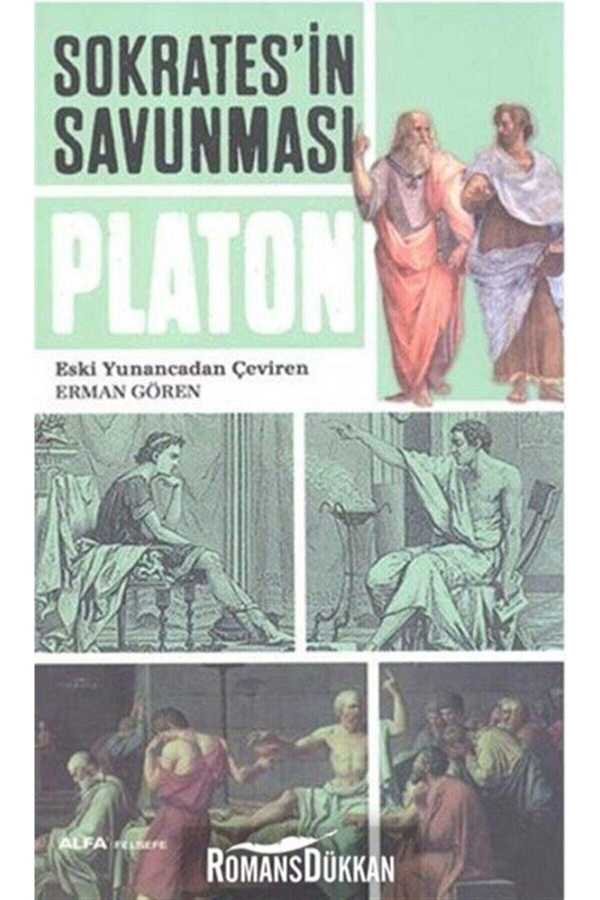 Alfa Yayınları Sokrates'in Savunması Platon