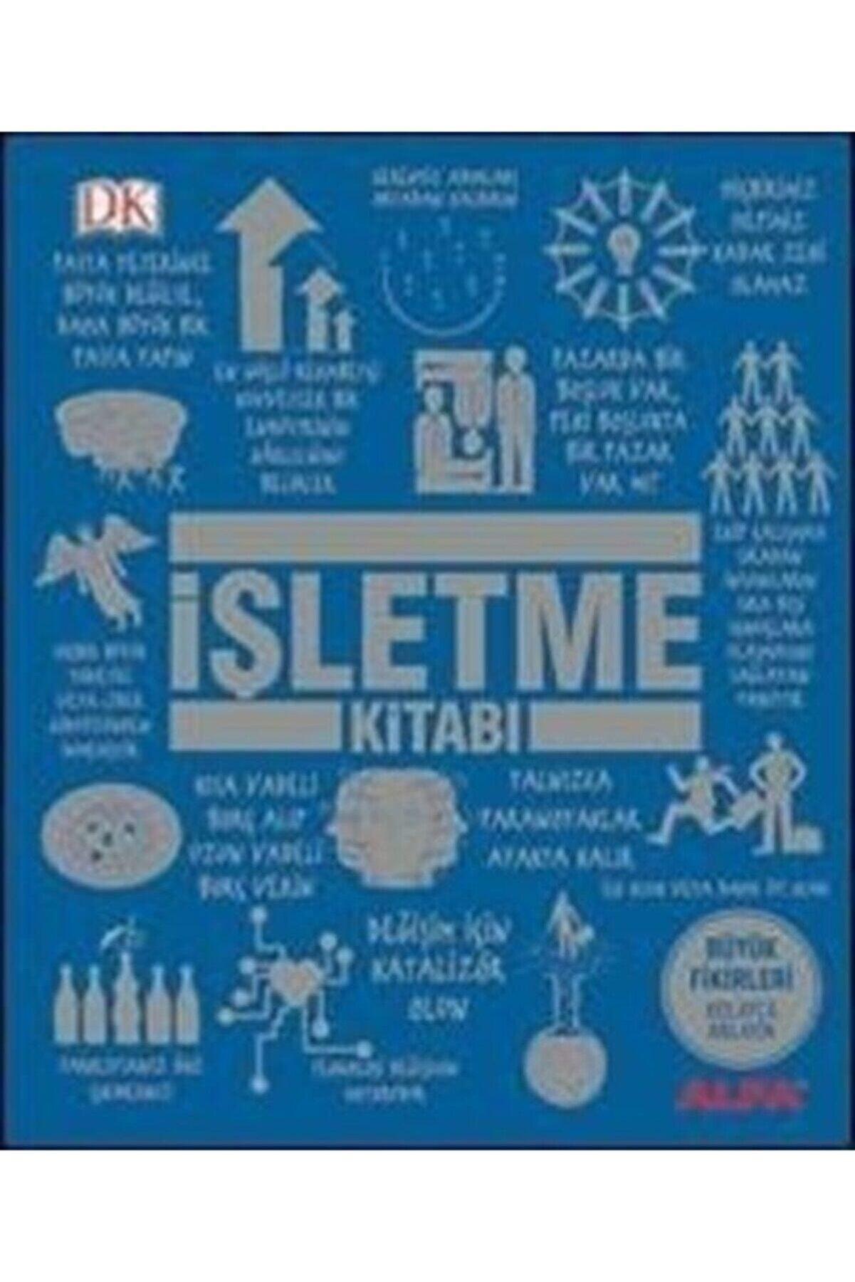 Alfa Yayınları Işletme Kitabı -Tufan Göbekçin