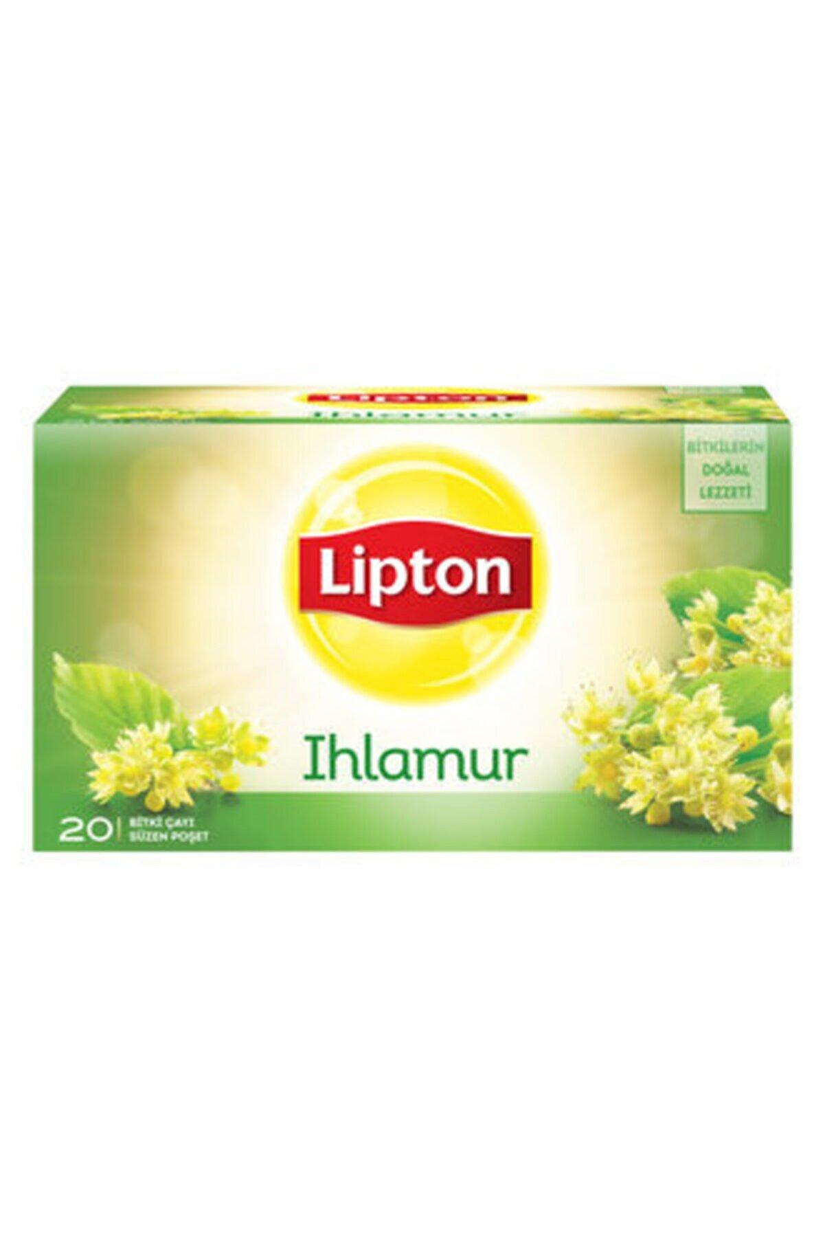 Lipton Lipton Bardak Poşet Bitki Çayı Ihlamur 20'Li