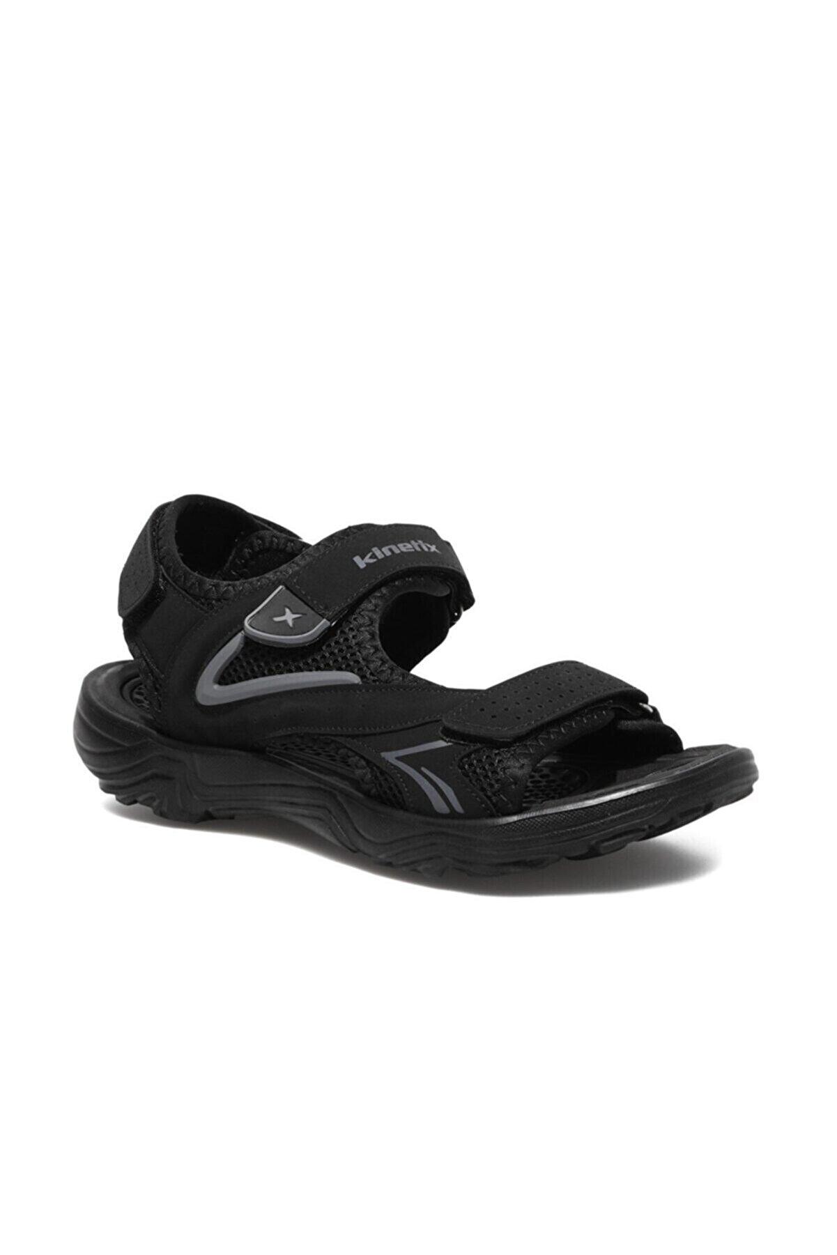 Kinetix Sancho 1fx Siyah Erkek Sandalet