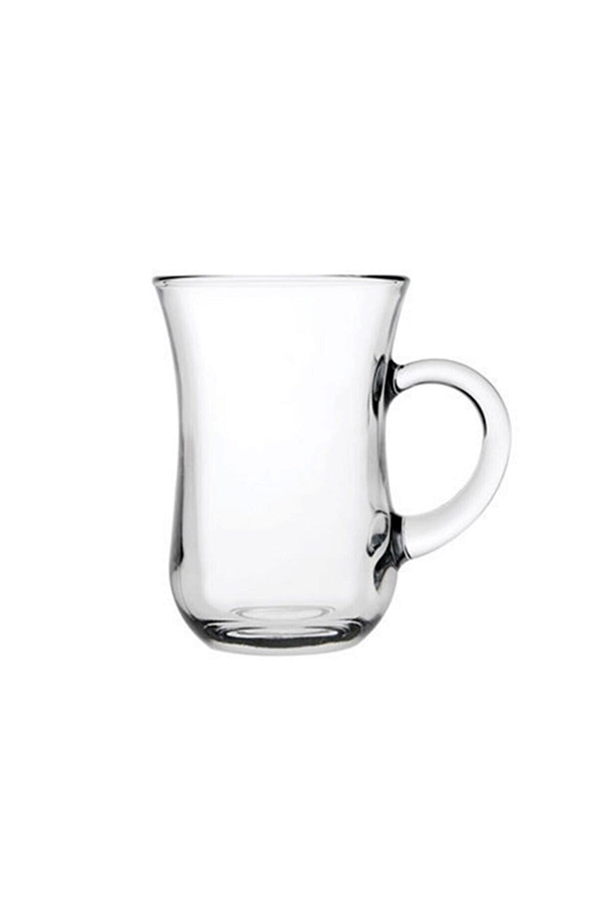 Paşabahçe Beyaz 3'lü Keyif Xl Çay Bardağı
