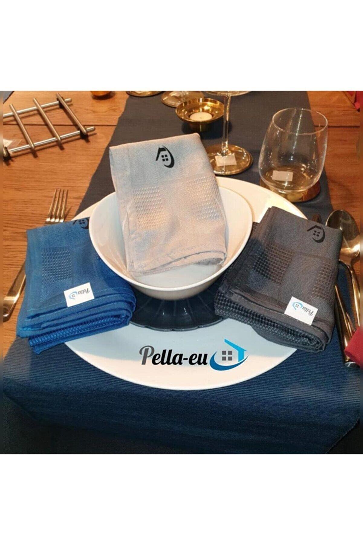 PELLA-EU Pella Eu Mikrofiber Bez (3'lü Paket) Orjinal Sihirli Bez