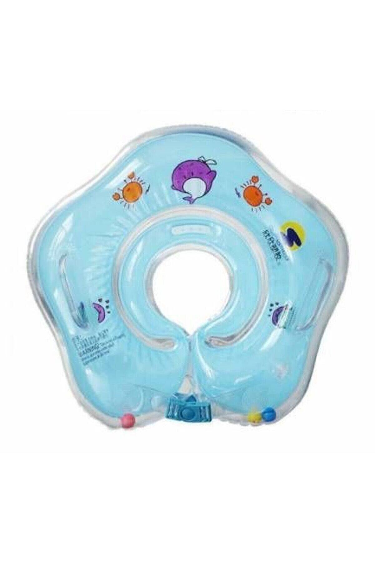 BERMUDA Bebek Yüzme Boyun Simidi Emniyet Kilitli - 1609004