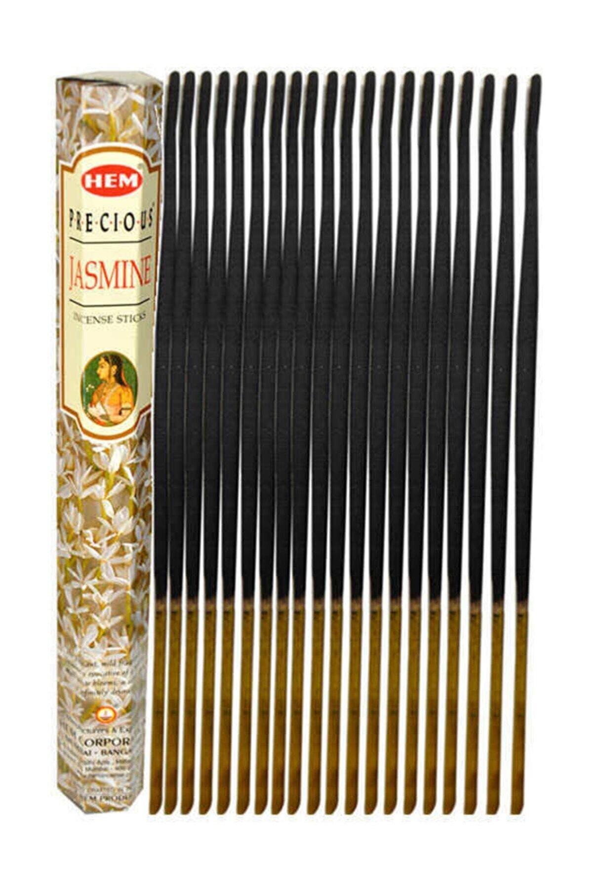 Hem Tütsü Jasmine Yasemin Kokulu 1 Paket 20 Çubuk Tütsü