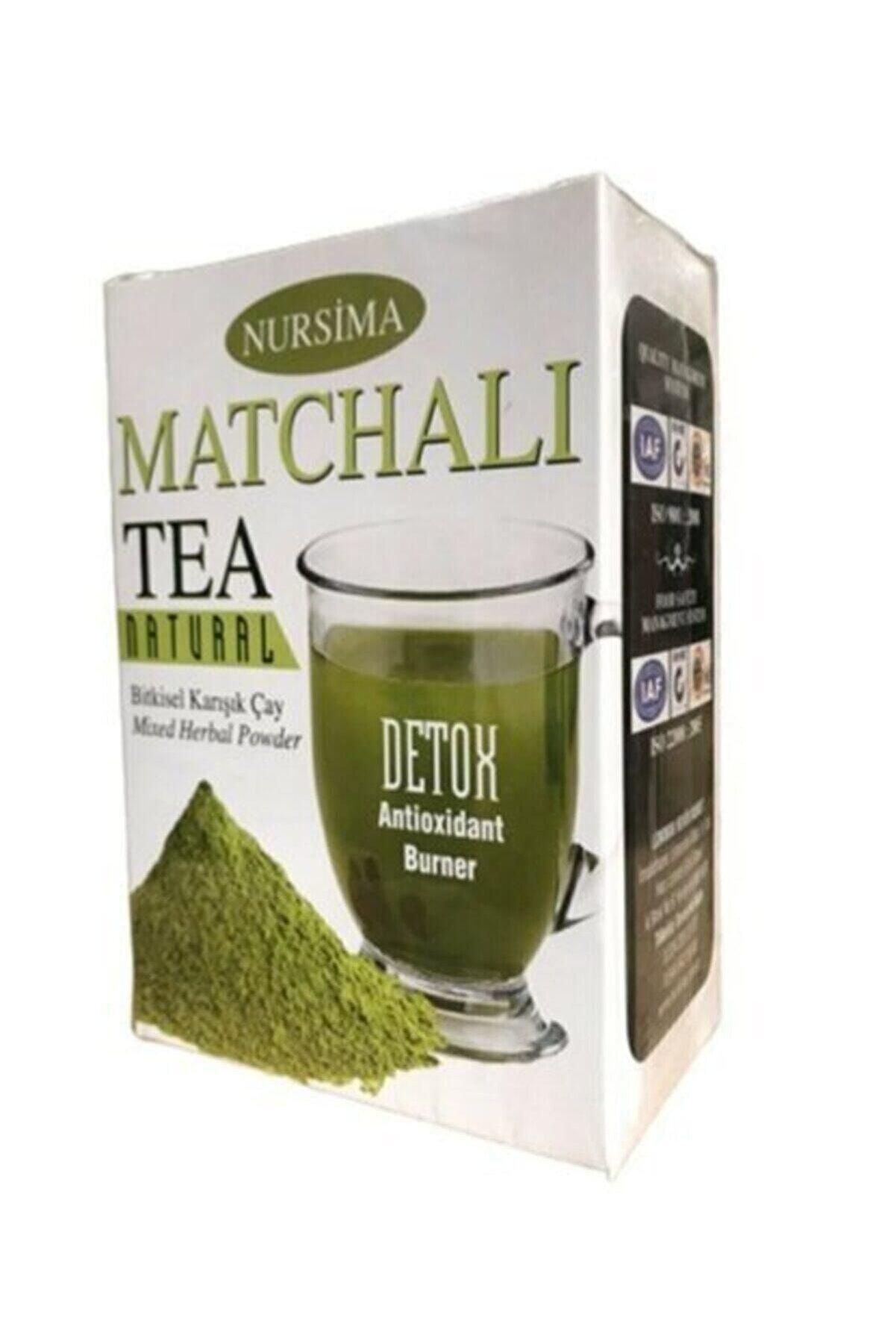 Nursima Matchalı ( Zayıflama ) Çayı- 100 gr