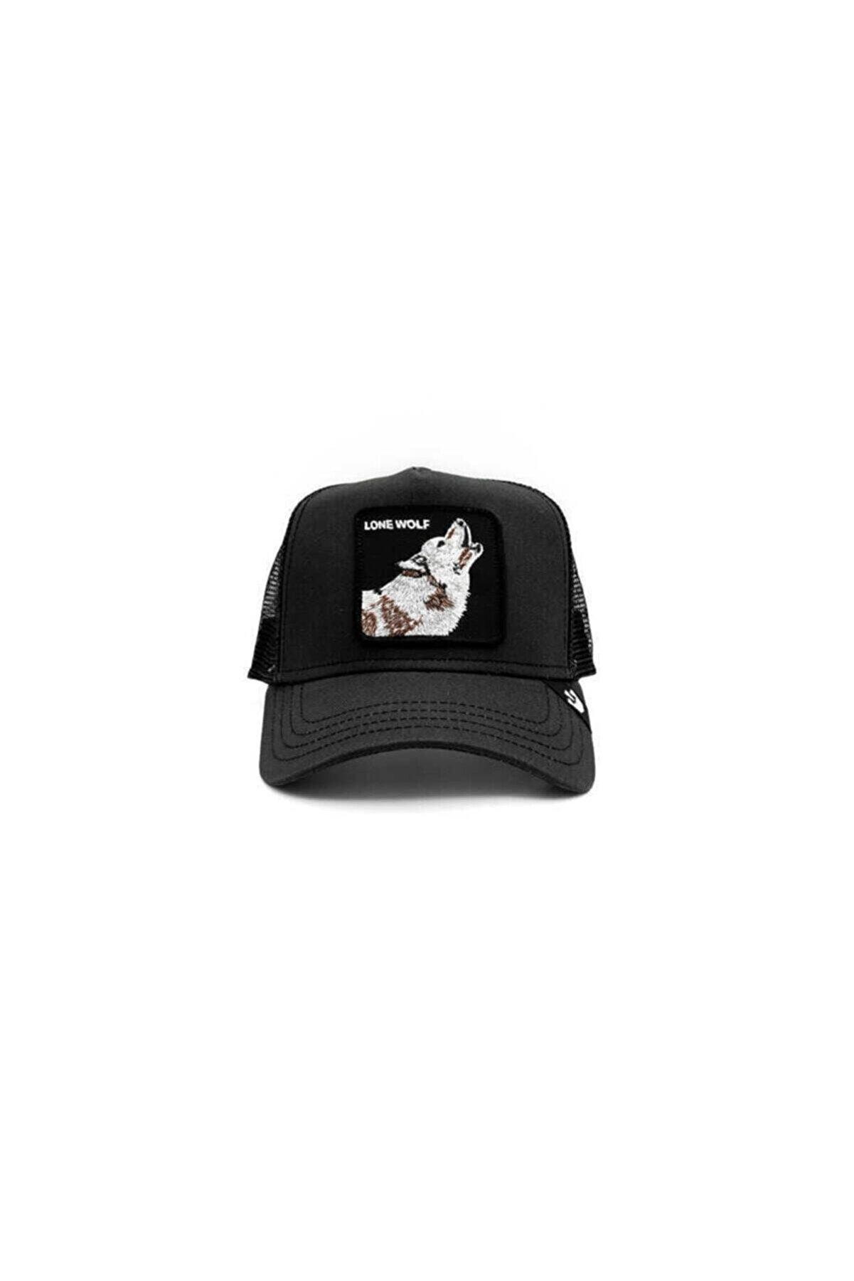 Goorin Bros Unisex Siyah Standart Moon Lover Şapka 101-0556