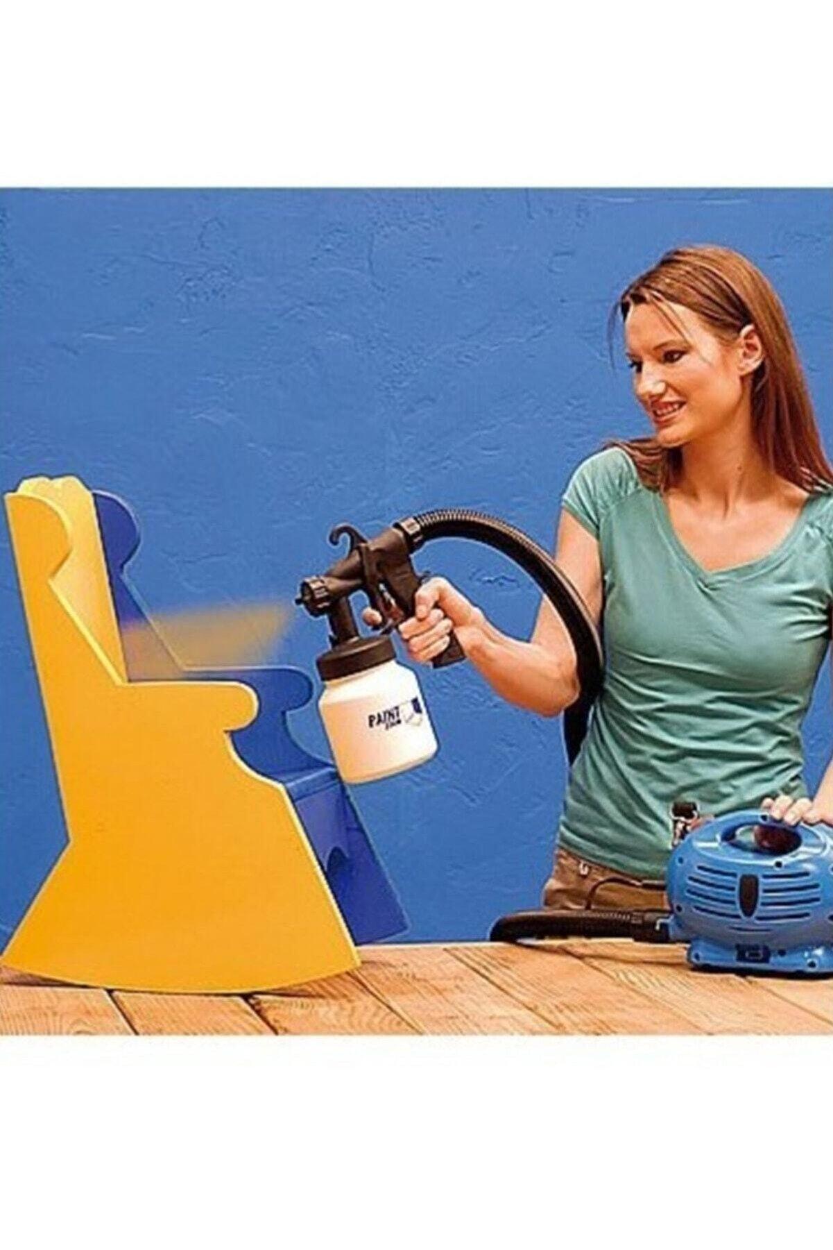 Paintzoom Paint Zoom Boya Tabancası Yeni Nesil Çok Fonksiyonlu Boya Tabanca