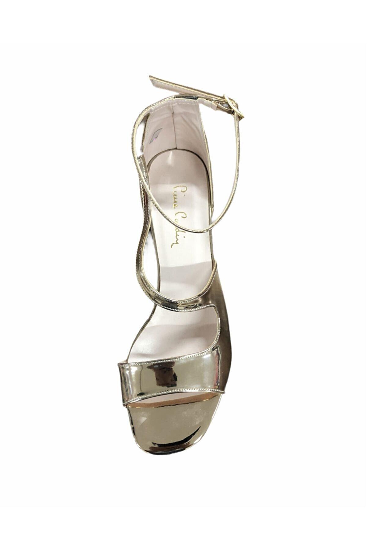Pierre Cardin Kısa Topuk Rose Abiye Ayakkabı 54154