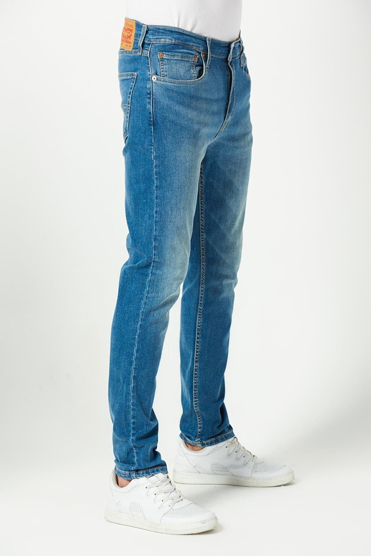 Levi's Erkek Indıgo Slim Taper Jean 28833-0513