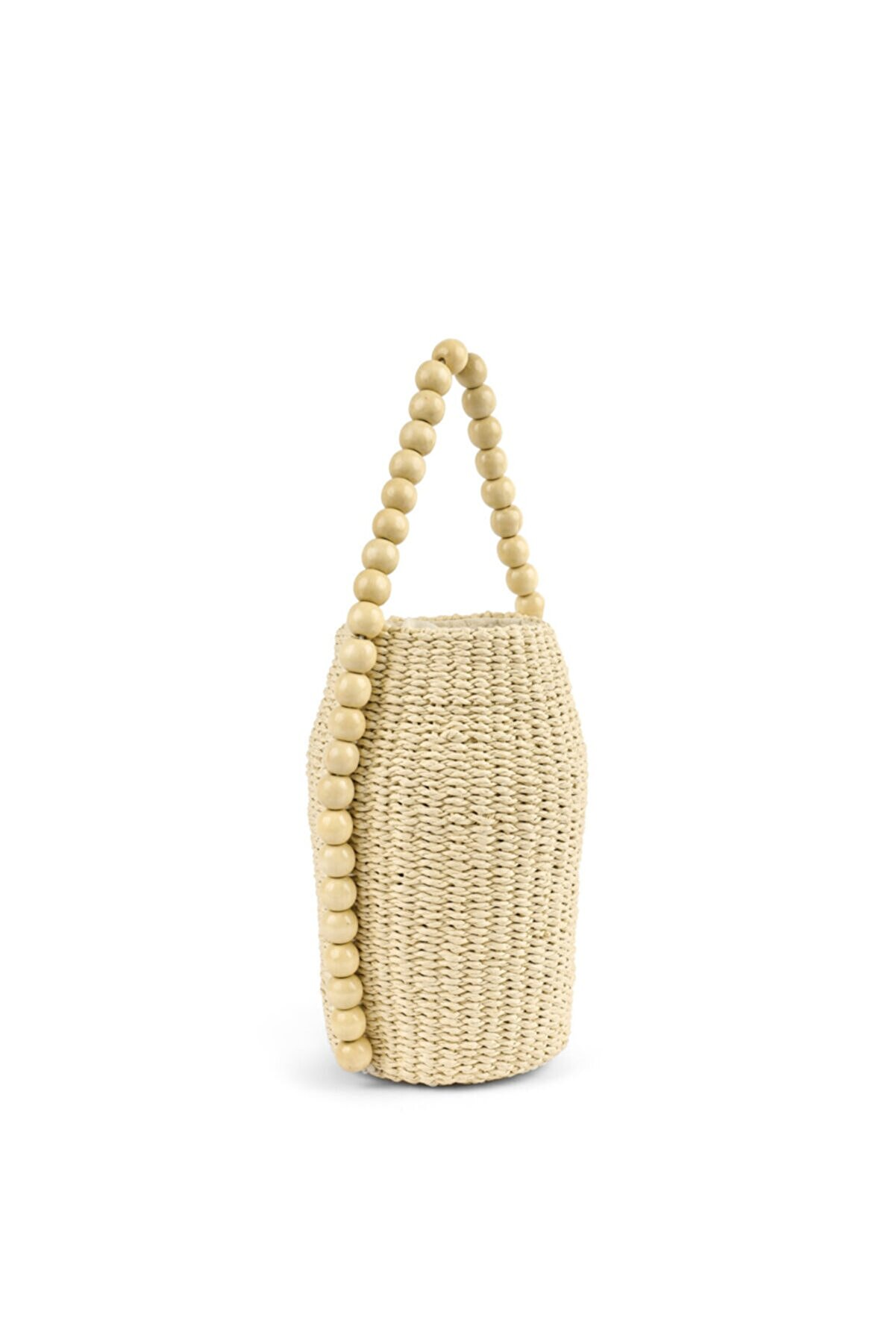 İpekyol Hasır Bucket Çanta
