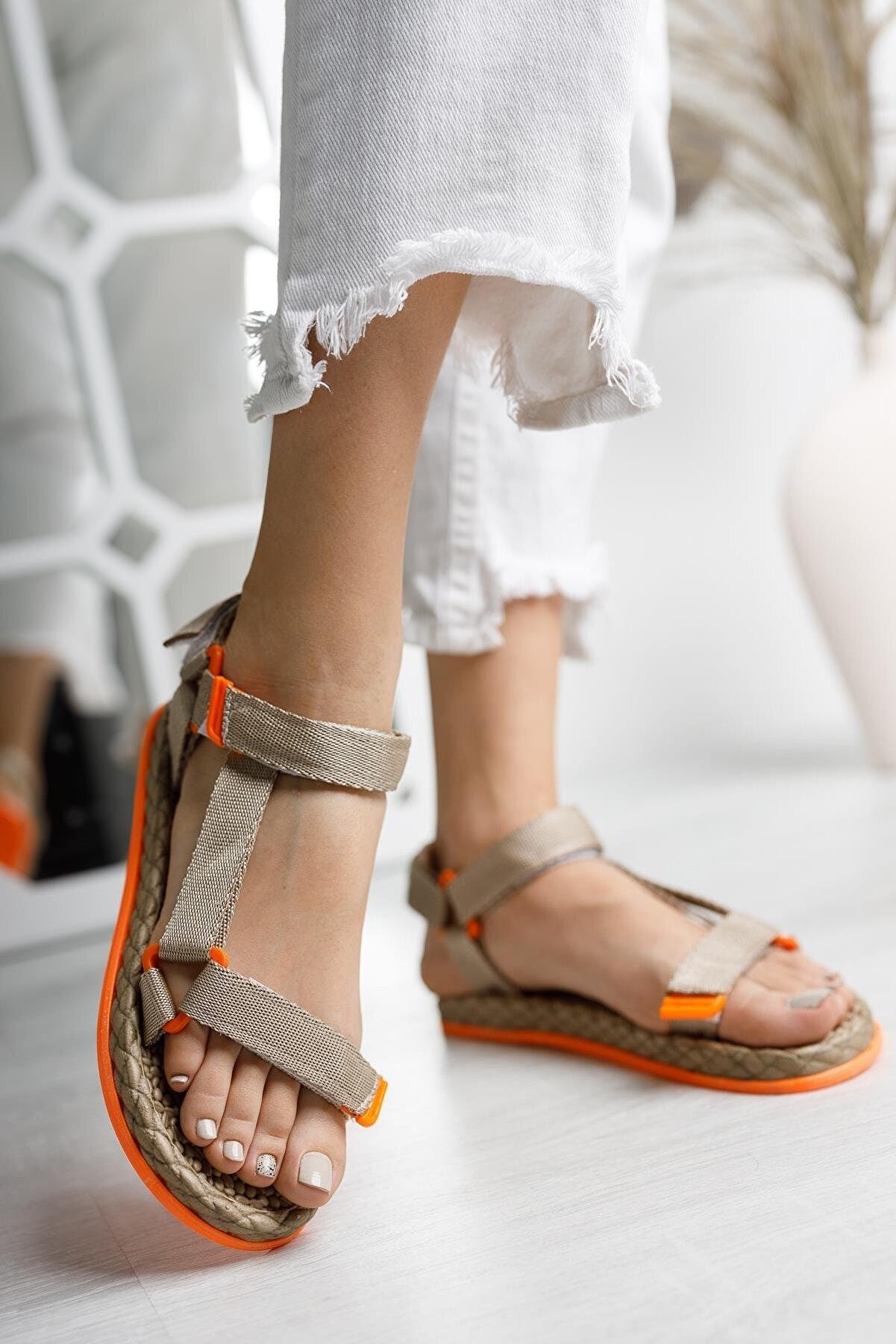 Muggo Günlük Kadın Sandalet