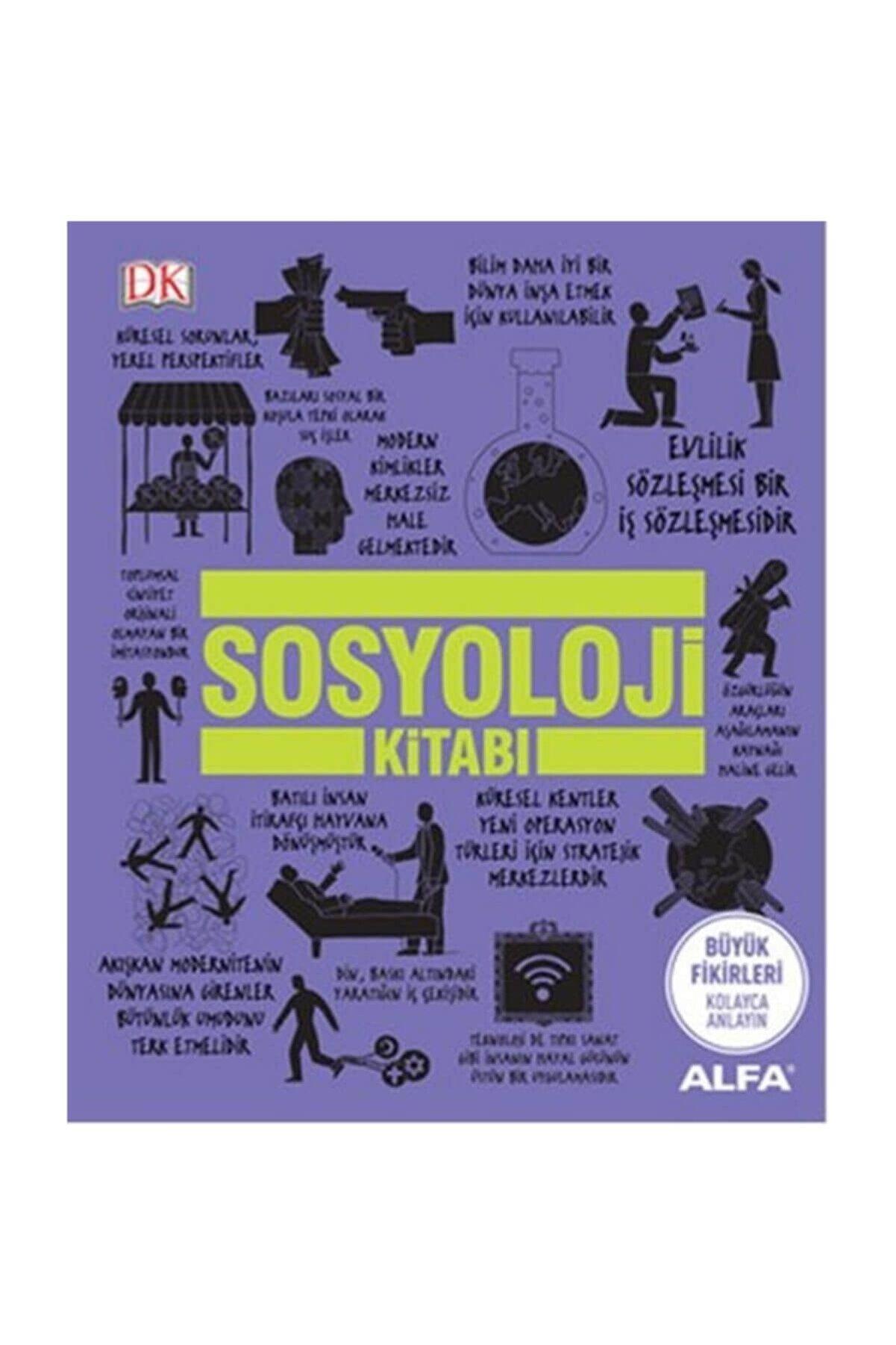 Alfa Yayınları Sosyoloji Kitabı Kolektif - Kolektif