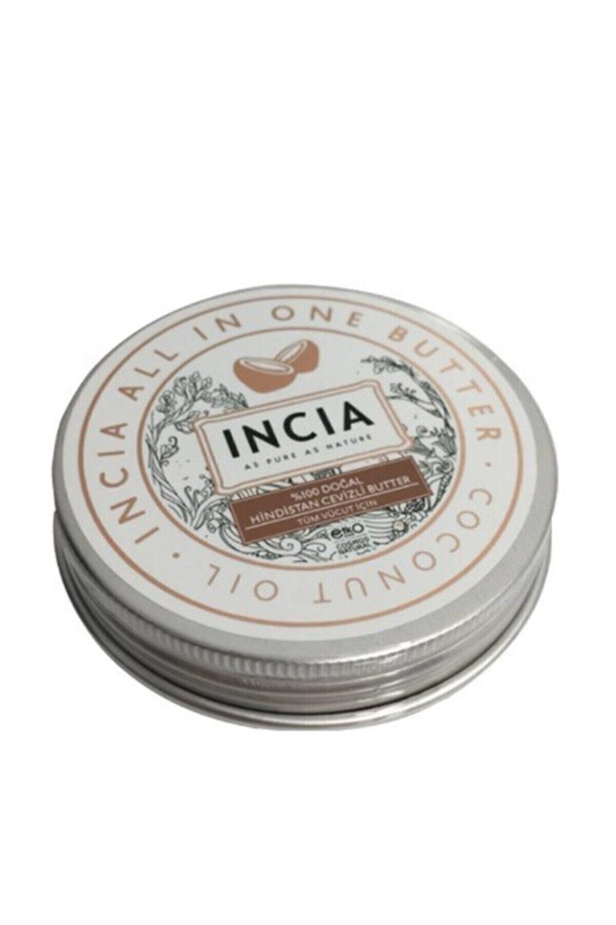 INCIA Incıa %100 Doğal Hindistan Cevizli Butter 15 Ml