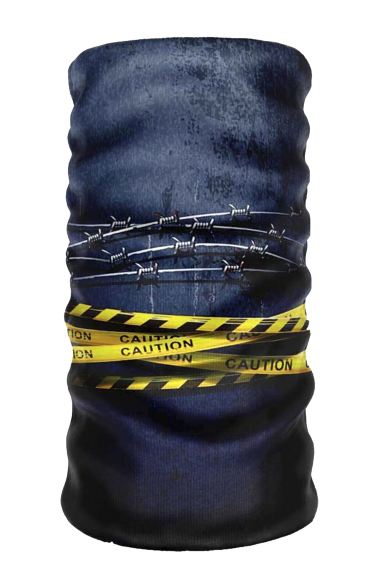 e-Taktik ® Debuff Collar Caution Buff Boyunluk Bandana Balaklava