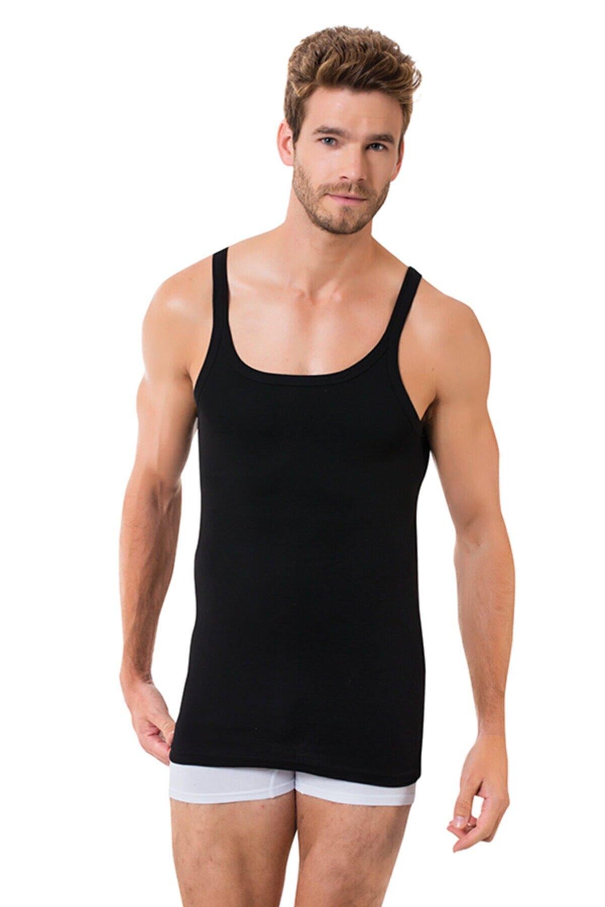 Öztaş Underwear 3'lü Erkek Ince Askılı Atlet