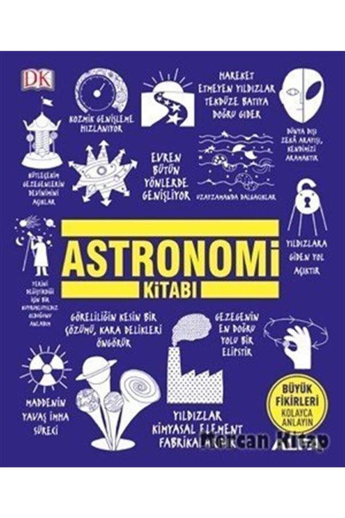 Alfa Yayınları Astronomi Kitabı