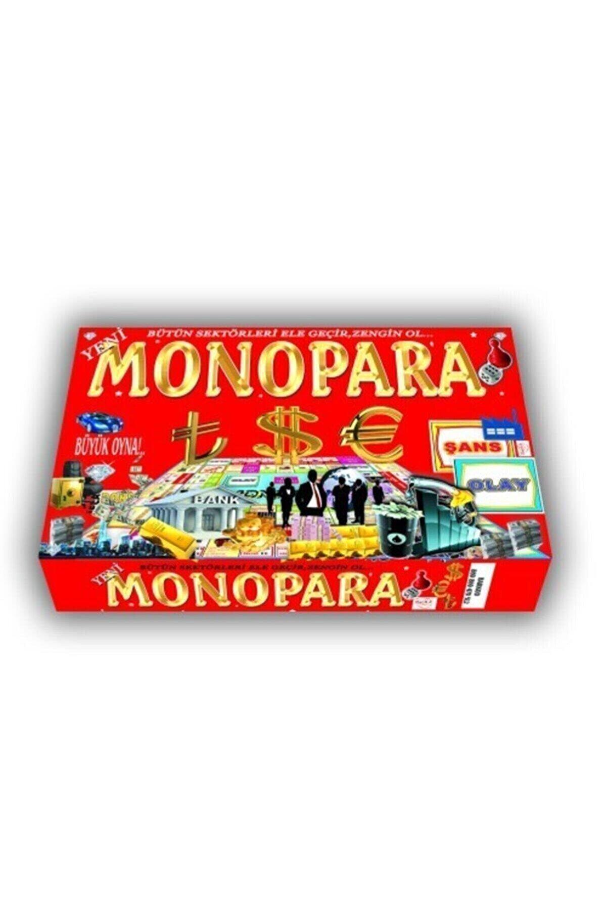 CARTOON Monopara Masa Oyunu Stoktan