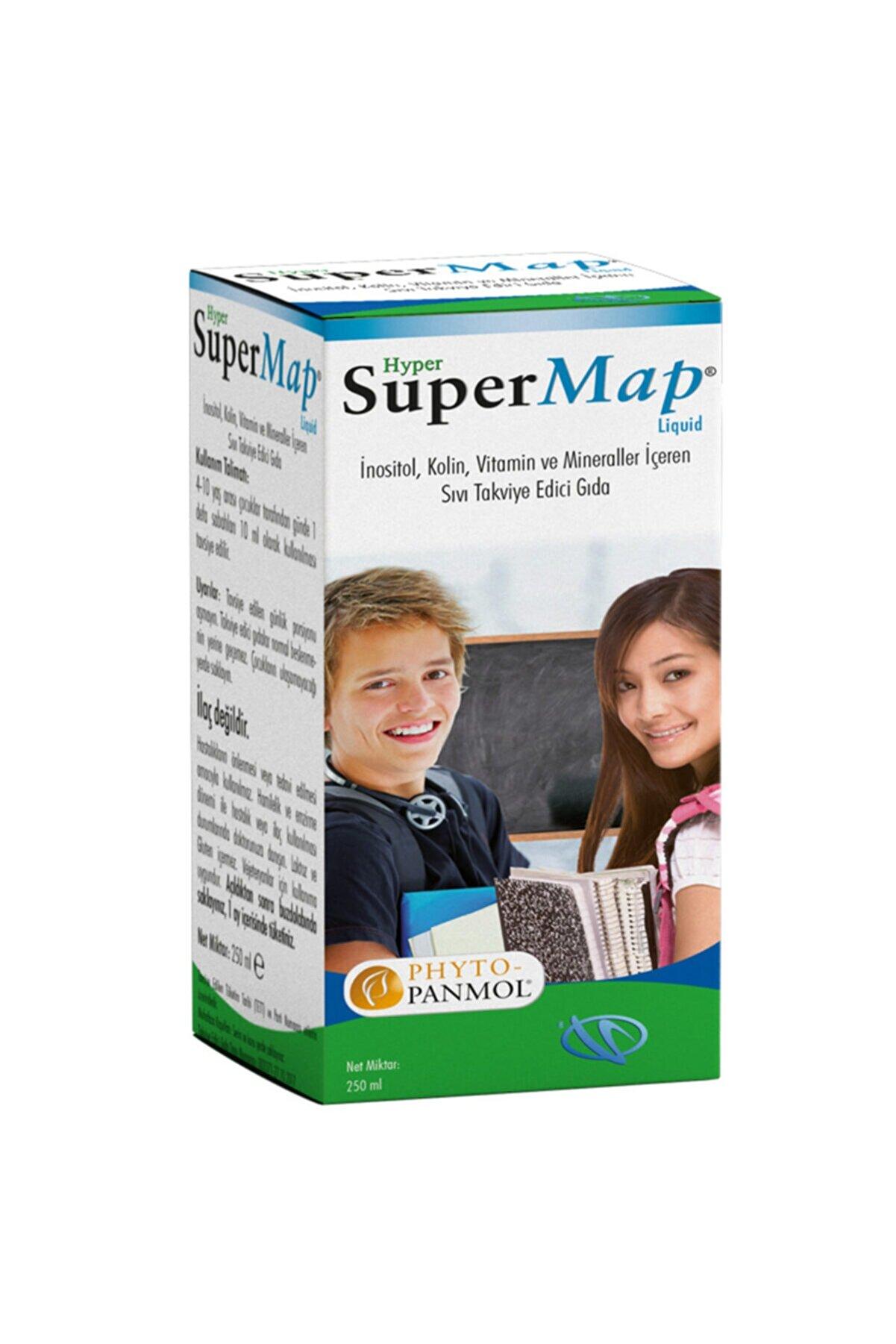 Hyper Supermap Liquid 250 ml Şurup