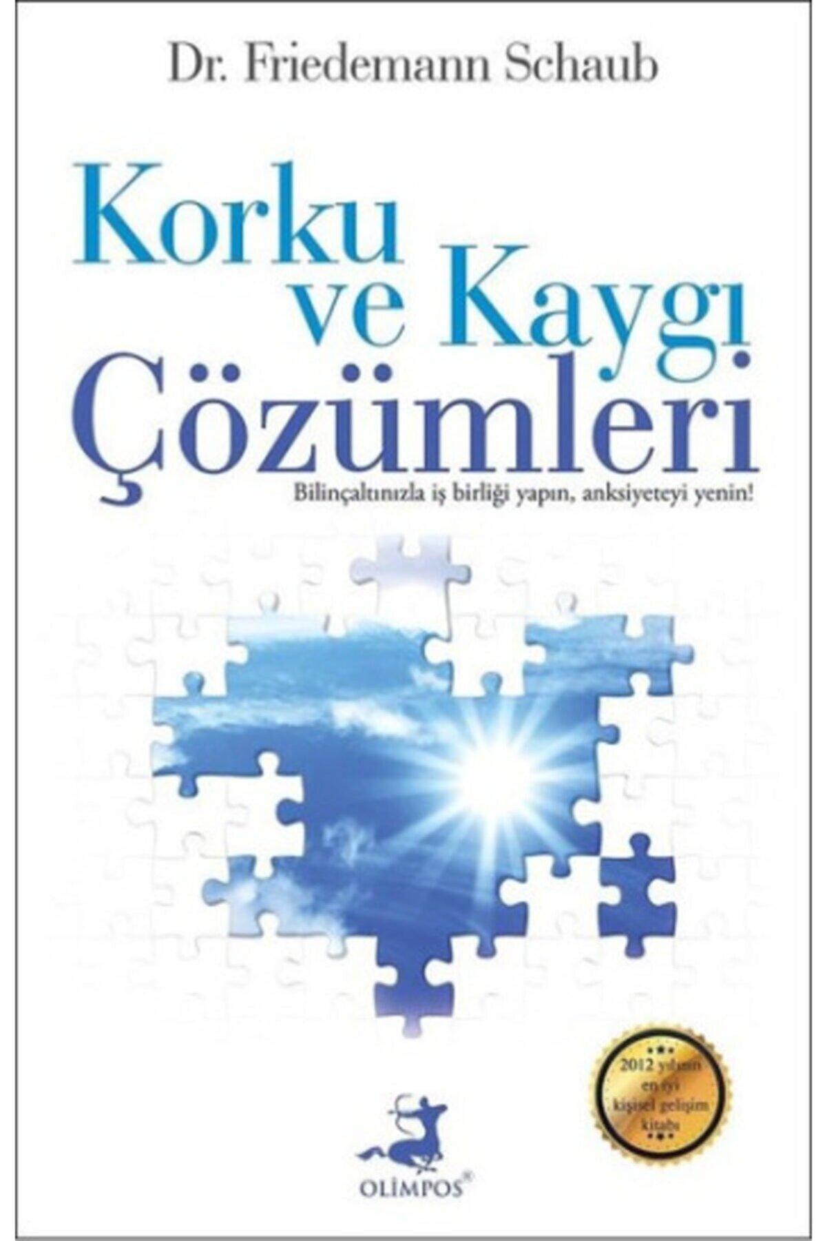 Olimpos Yayınları Korku Ve Kaygı Çözümleri