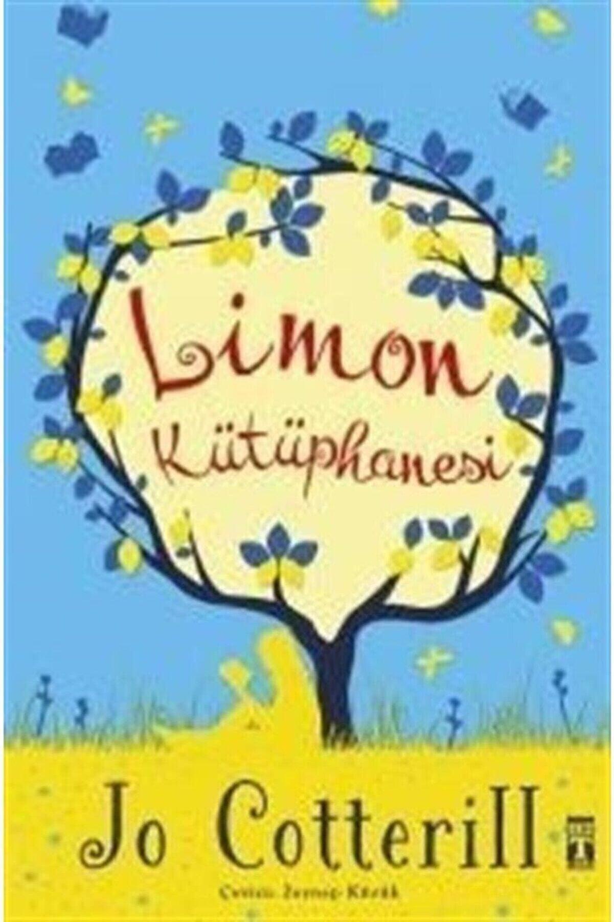 Genç Timaş Limon Kütüphanesi Jo Cotterill