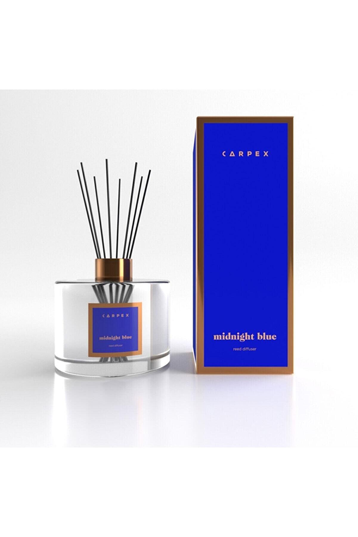 Carpex Bambu Çubuklu Oda Ev Ofis Kokusu Midnight Blue 100 Ml