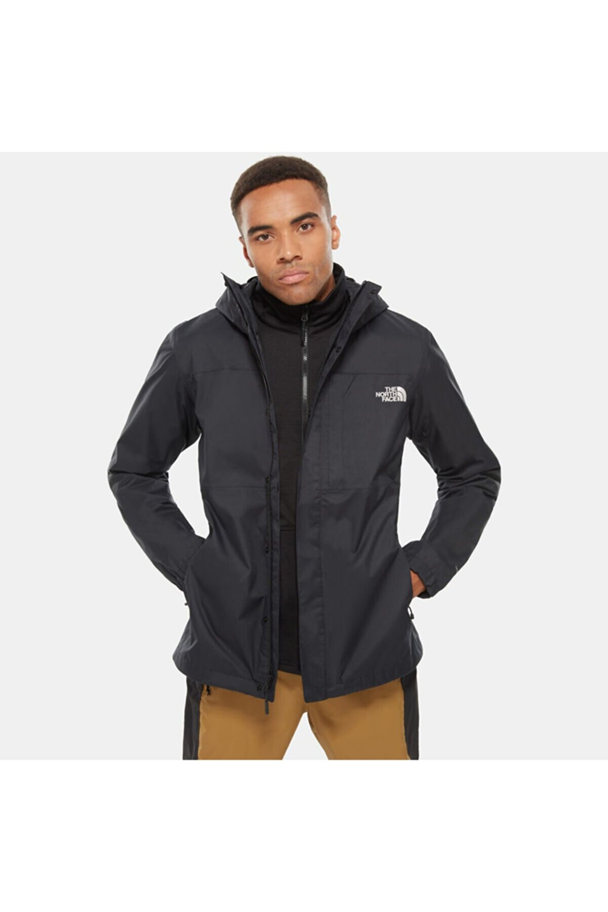 The North Face Quest Triclimate Erkek Ceket - T93yfhjk3