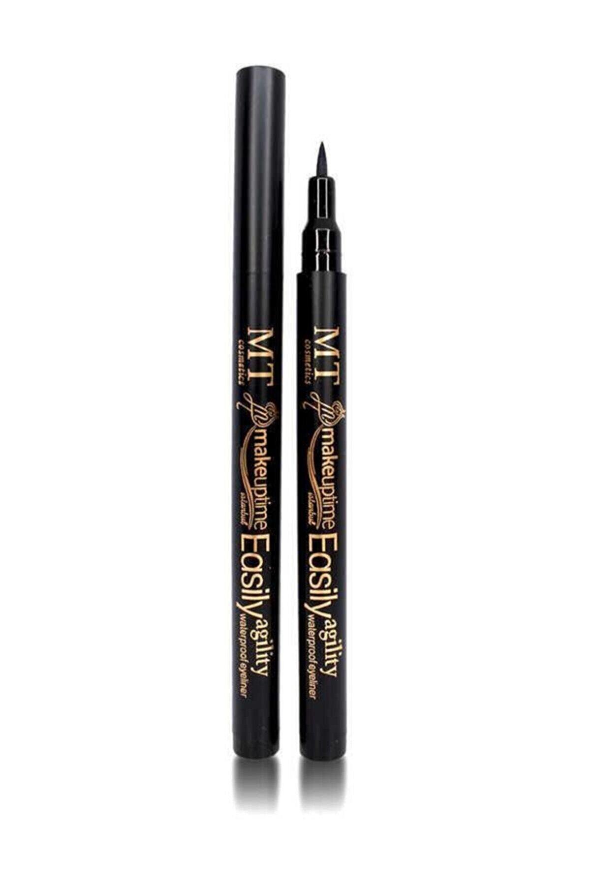 Makeuptime Mt Ultra Black Kalem Eyeliner