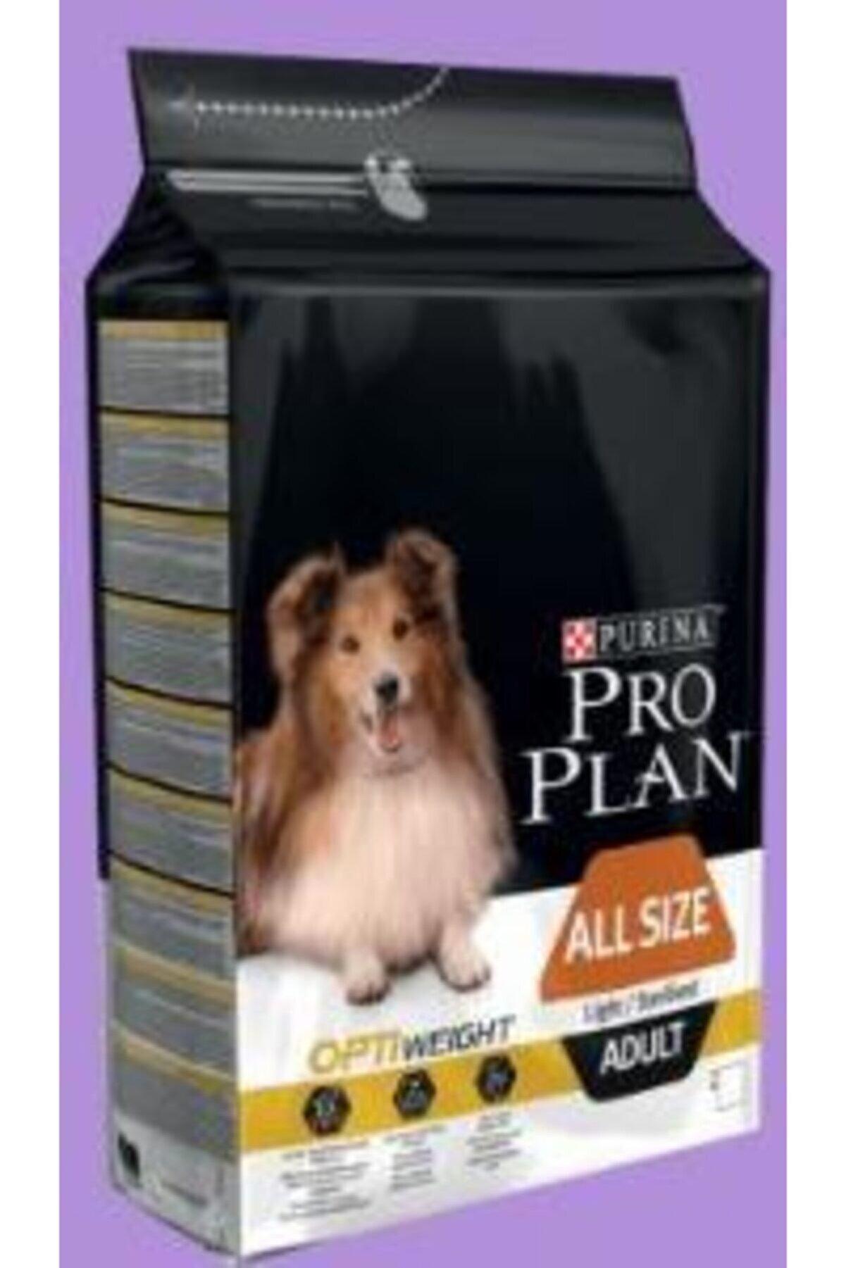 Proplan Light Kısırlaştırılmış Tavuk Etli Köpek Maması 14 kg