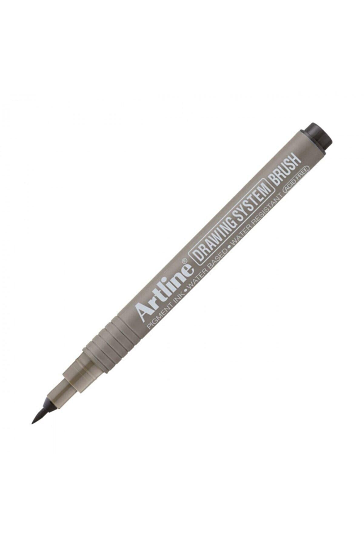 artline Drawing System Teknik Çizim Kalemi Brush