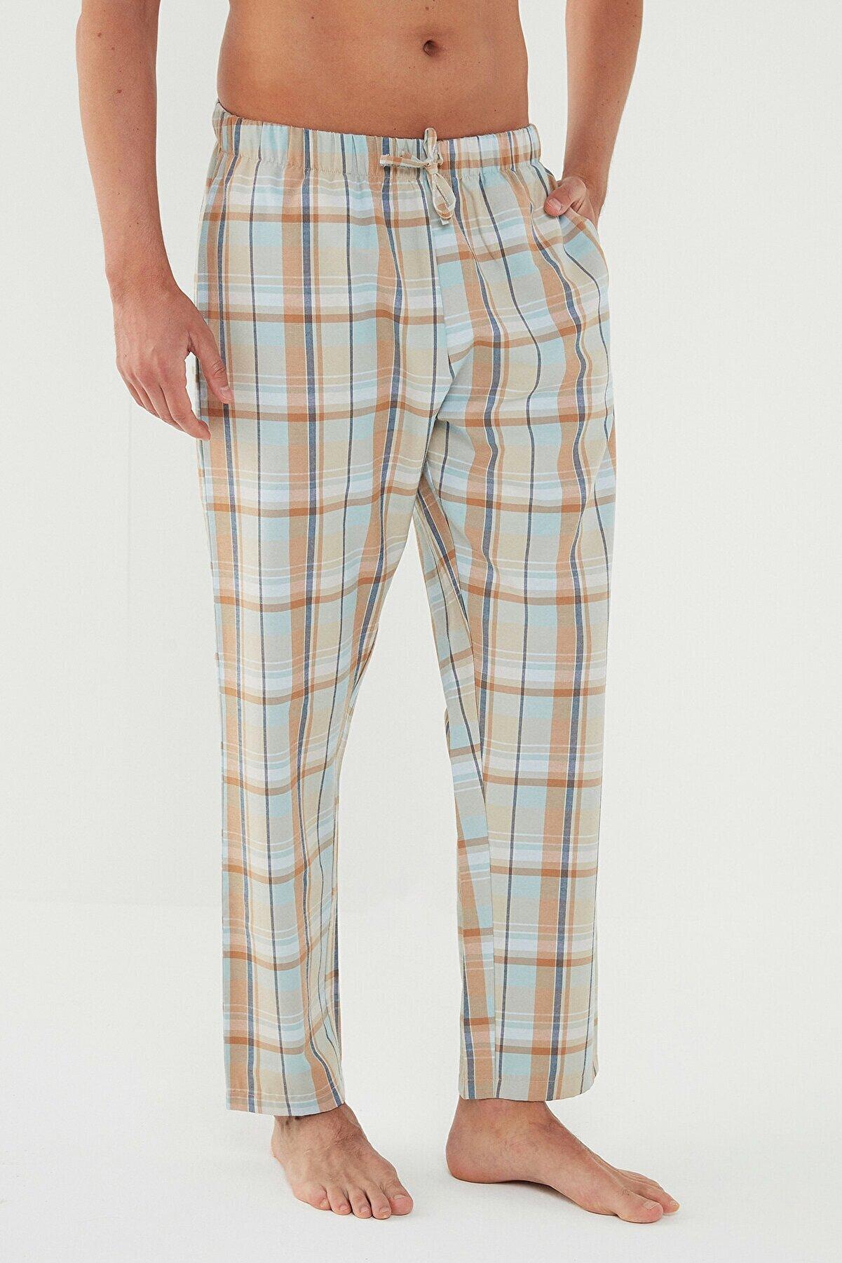 Penti Gift Light Checked Pijama Altı
