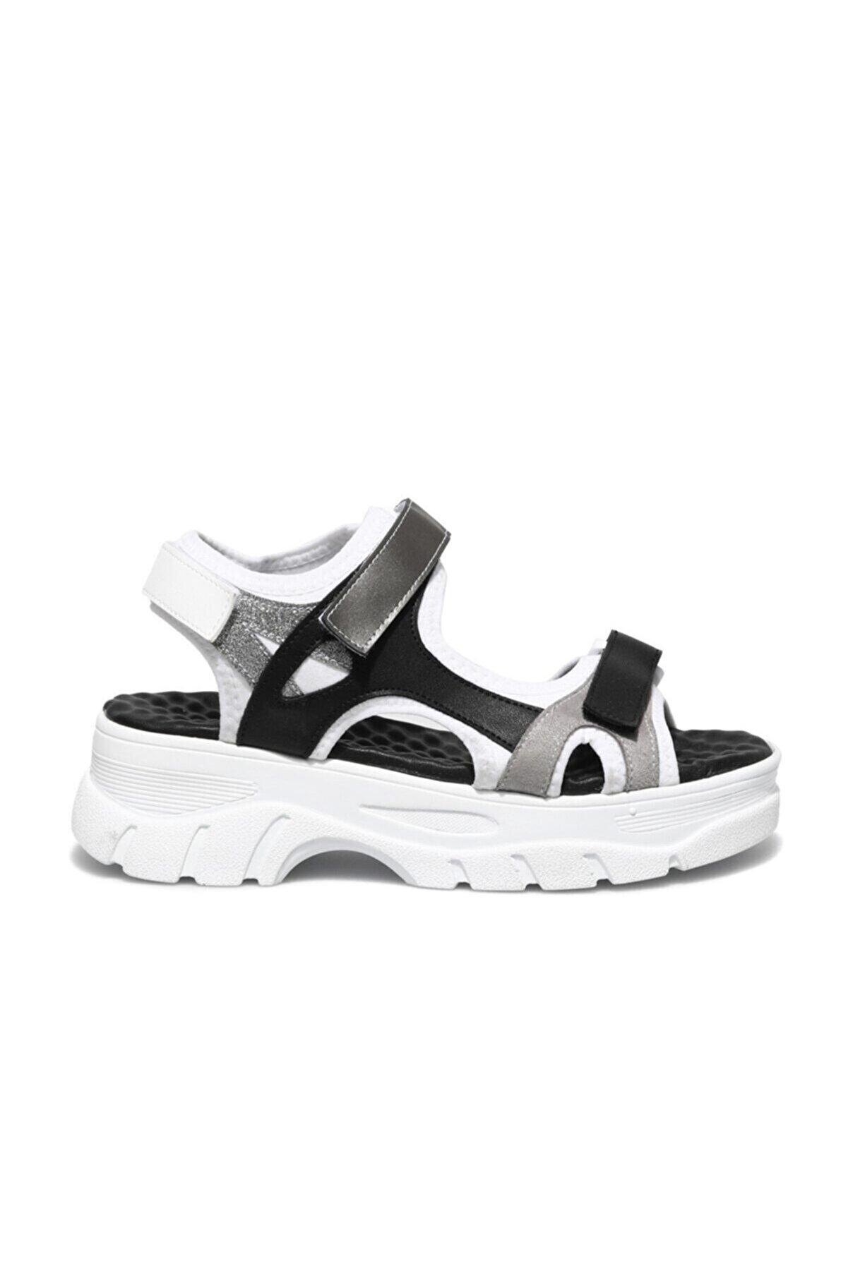 Butigo Sare 1fx Siyah Kadın Spor Sandalet